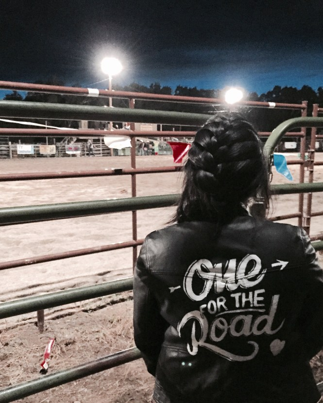 @ the rodeo