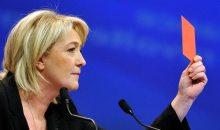 Μαρίν Λεπεν: «Ευρωπαϊκή ακροδεξιά χωρίς τη Χρυσή Αυγή»