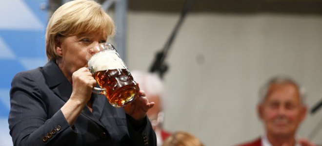 Μερκελ Νταχαου μπυρες