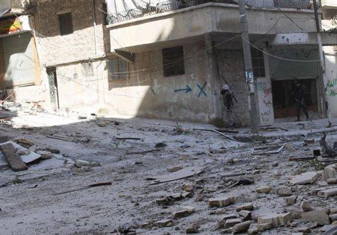 Συρια εκρηξη
