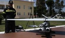 Drone στα Δερβενοχώρια για χάρη της πυροσβεστικής