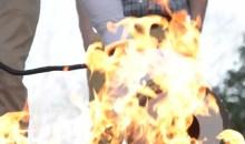 Φοιτητές δημιούργησαν συσκευή που σβήνει τις φωτιές με τον… ήχο!
