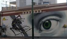 Το Associated Press εκθειάζει την τέχνη του γκράφιτι που ανθεί στην Αθήνα της κρίσης