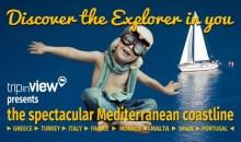 Tripinview.com: η Ελληνική καινοτομία που παρουσιάζει τις ακτές της Μεσογείου στους ταξιδιώτες όλου του κόσμου