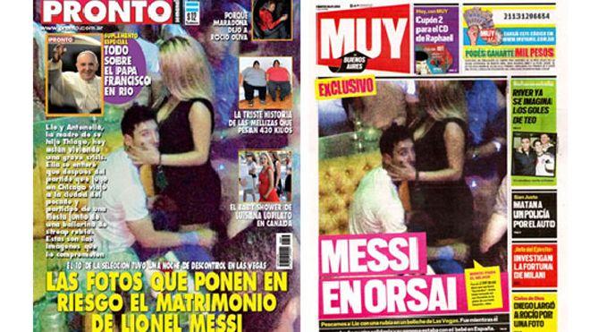 Pronto Lionel Messi Mundo Magazines