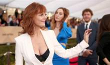 Susan Sarandon for president!