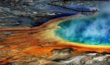 Λιώνοντας στο Yellowstone!