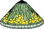 Nárciszos lámpa