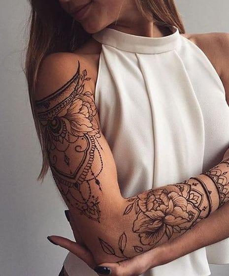 Tatuagem Feminina: 132 Fotos de Tattoos de Inspiração para 2021