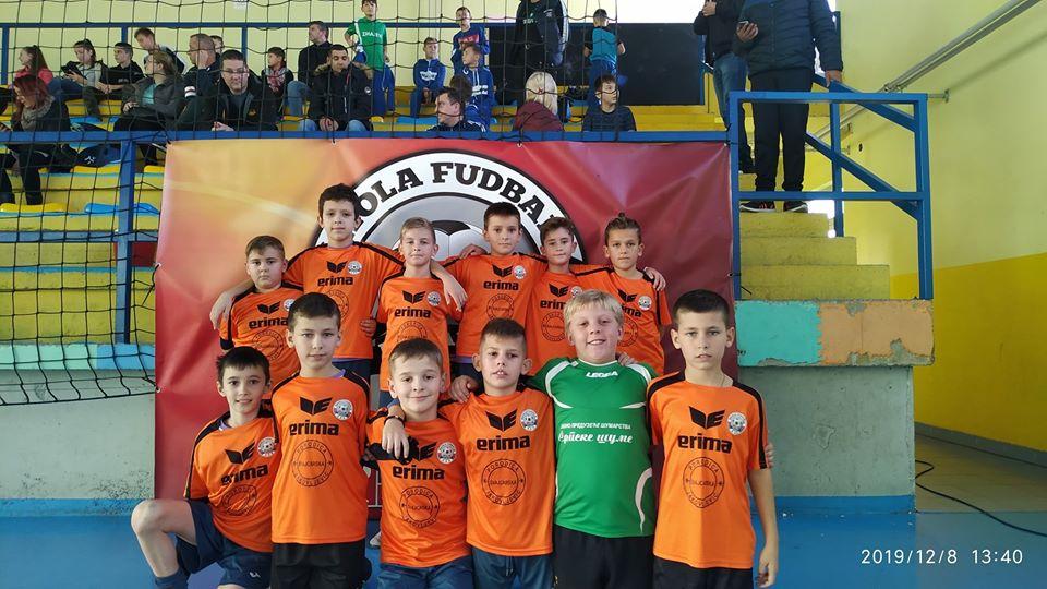 škola fudbala rudanka