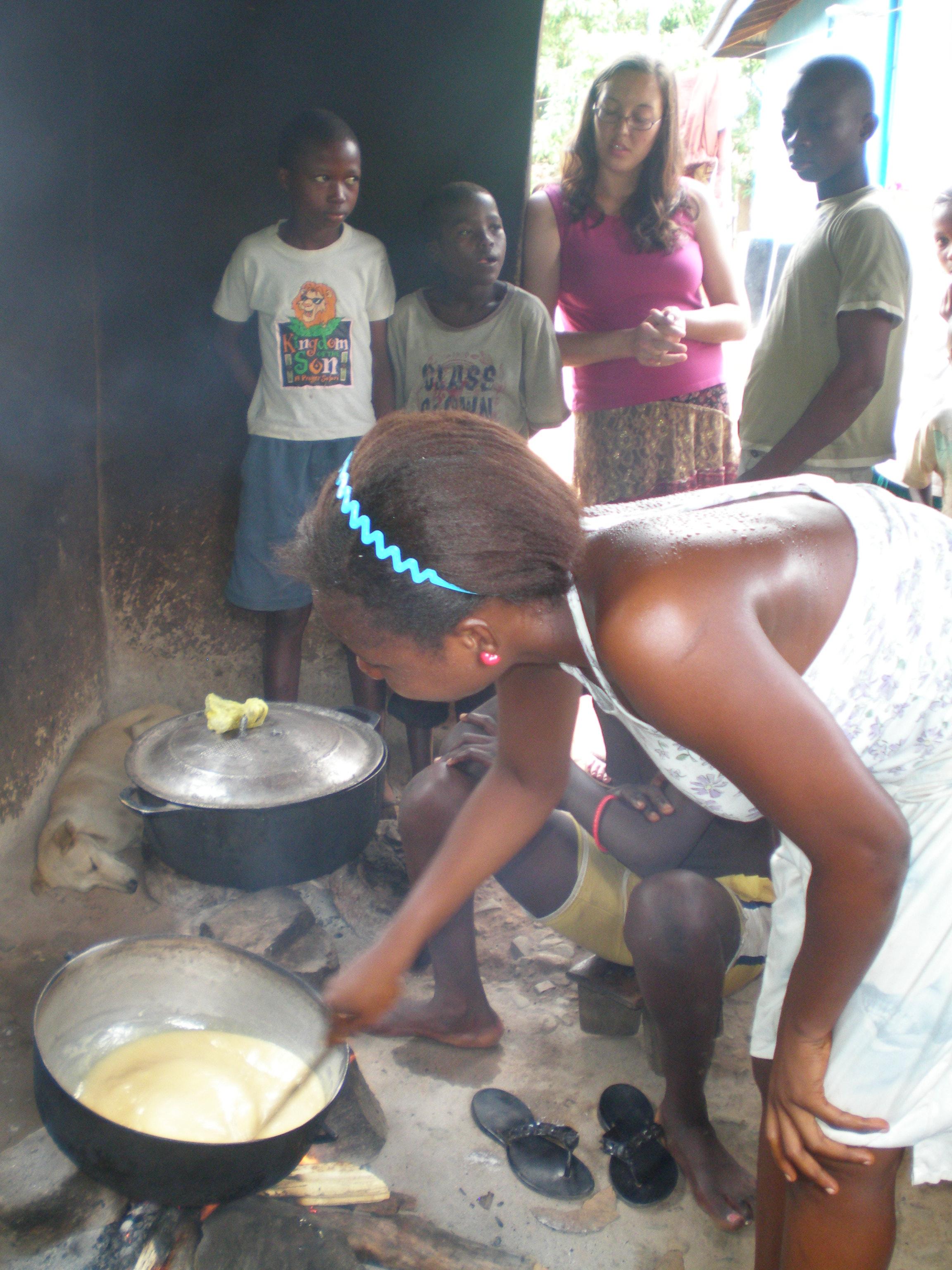 Making Butterscotchy