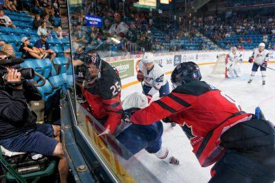 World Junior Hockey Photo Shoot at the Sandman Centre in Kamloops, BC