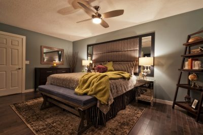 Residential photo shoot for a designer entered in Keystone Awards