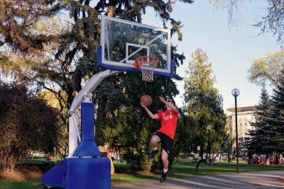 Basketball at Riverside Park Kamloops