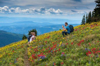 Lifestyle-Tourism photoshoot in BC