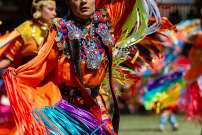 Special Event photoshoot at Kamloopa Powwow