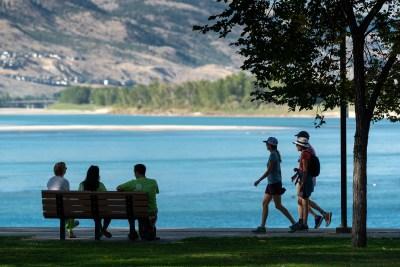 Recreational Lifestyle photoshoot for tourism partner