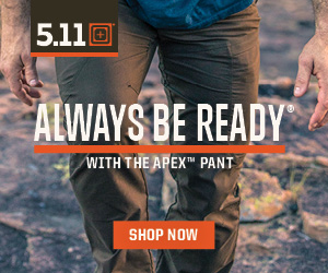 Review 5.11 Tactical Series : Product For Law Enforcement, Military, and Firefighting Professionals