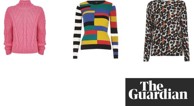 The 10 best women's knits on the high street – in pictures