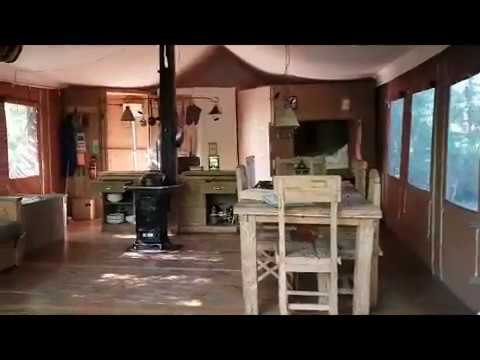 FeatherDown Farms Glamping  UK Accomodation Review