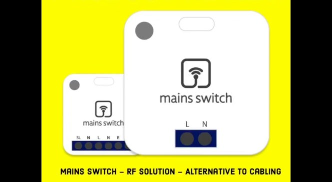 Mains Switch RF Solution Product Review