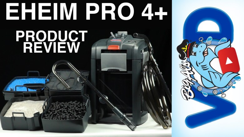 Eheim Pro 4+ Series Product Review | BigAlsPets.com