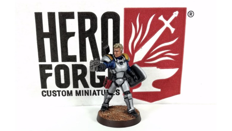 Product Review: Hero Forge Custom Miniatures