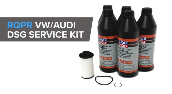 VW/Audi MQB 02E DSG Transmission Service Kit – Really Quick Product Review