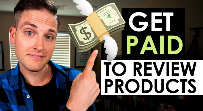 How to Get Paid To Review Products
