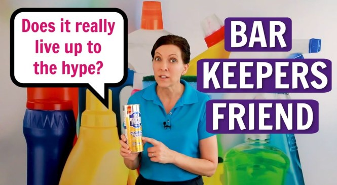 Bar Keepers Friend Product Review – Does it Live Up to the Hype?
