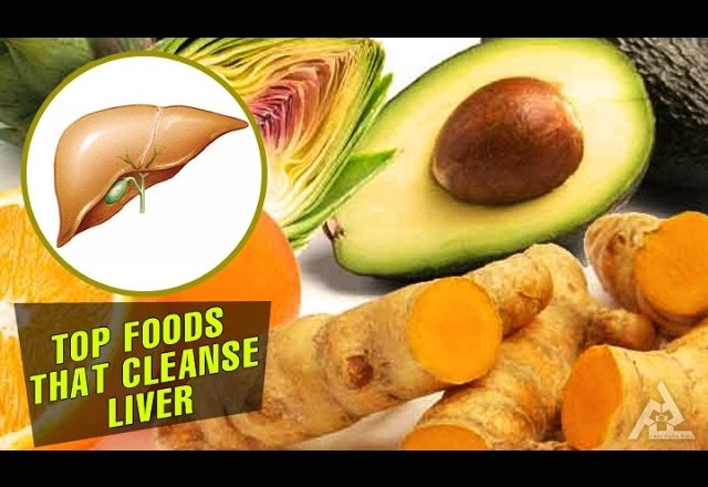 Foods That Cleanse The Liver | Best Health Tip And Food Tips | Education
