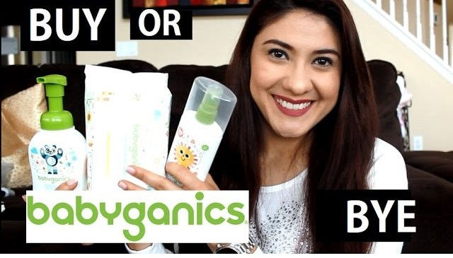 Huge Babyganics Product Review [YessyBaker] ❤