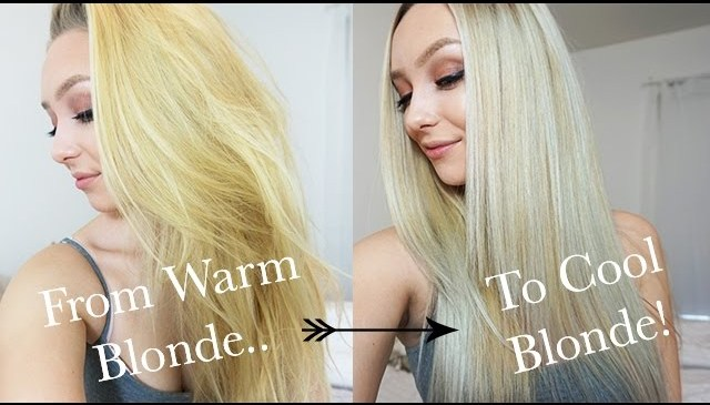I'M TALKING! From Warm To COOL (hair product review)
