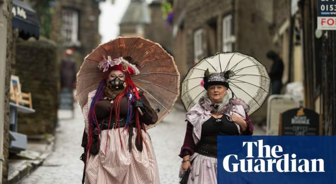 Sixth Haworth steampunk annual weekend – in pictures