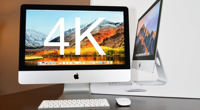 Apple iMac 21.5″ 4K (2017): Unboxing & Review