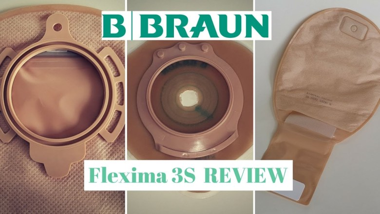 B. Braun Flexima 3s: Ostomy product Review