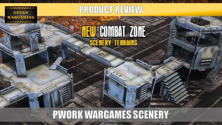 PWORK WARGAMES: Product Review