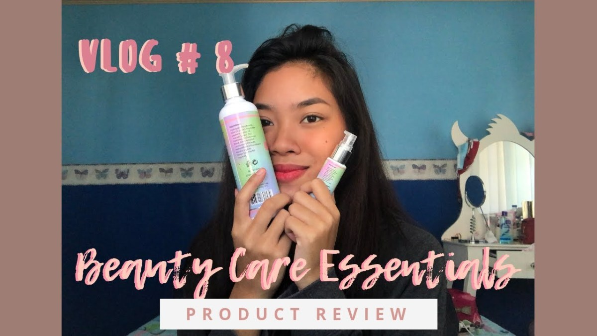 Vlog # 8: Beauty Care Essentials Product Review! – OLS Review