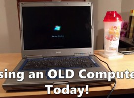Can You Use a Computer from 2003 Today? | Dell Inspiron 8500 Review