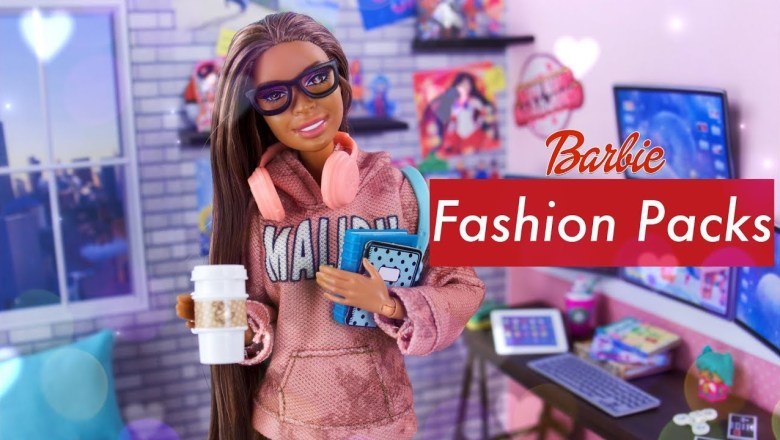 Unbox Daily: BARBIE Fashion Packs HAUL | ALL NEW Fashion & Accessories
