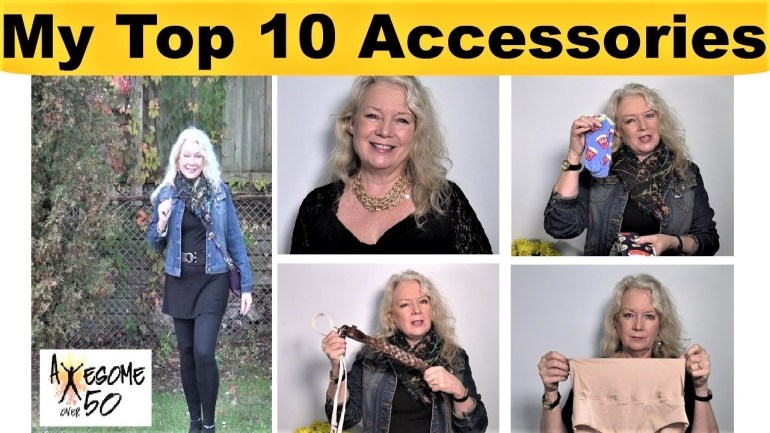 My Top 10 Fashion Accessories for Women, Fall, Spring, Summer, Winter