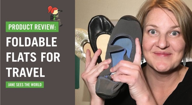 Foldable Flats for Travel [Product Review]