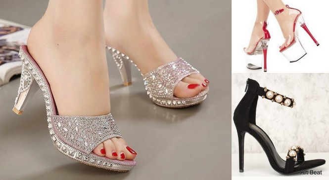 Stylish Heels Designs For Ladies – Fashion Accessories For Girls