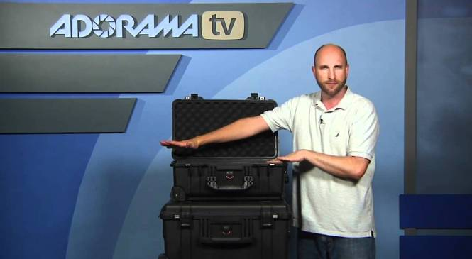 Pelican Travel Cases: Product Reviews: Adorama Photography TV