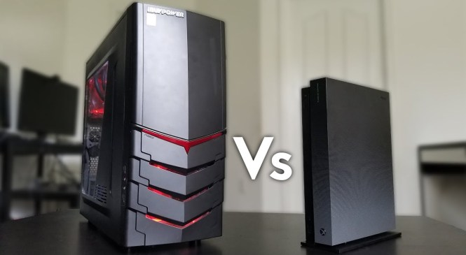 Xbox One X Vs Gaming PC – Review