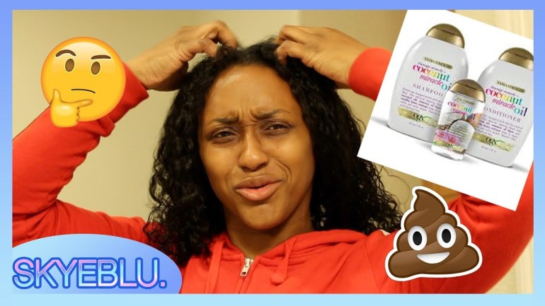 PRODUCT REVIEW || OGX COCONUT