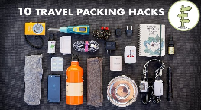 10 Essential Travel Packing Tips & Hacks – Minimalist Traveling