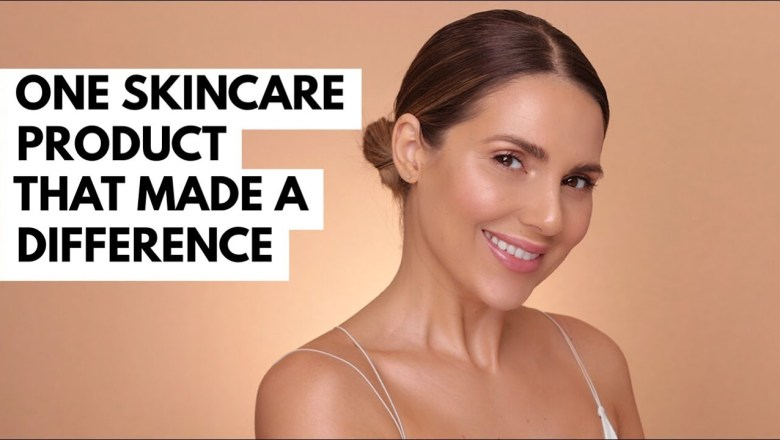 ONE SKINCARE PRODUCT THAT MADE A DIFFERENCE | ALI ANDREEA