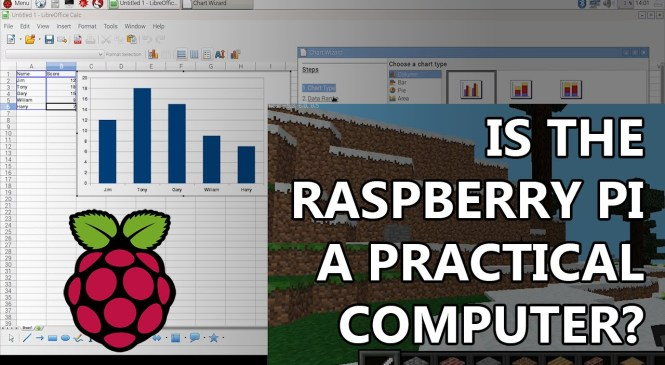 Raspberry Pi 3B Review – Is Raspbian Linux a real, practial desktop computer?