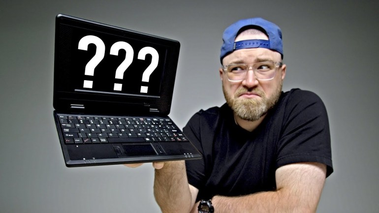 I Bought A $39 Laptop From Amazon…
